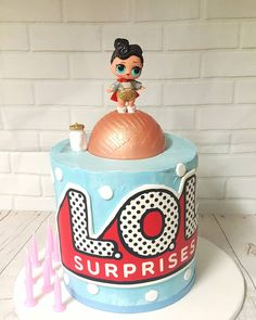 Hope you all have kept dry and safe melbourne. First cake out of G.C headquarters this weekend. #lolsurprisecake #lolsurprise #girlsbirthdaycake #melbournecakes #melbournenoveltycakes