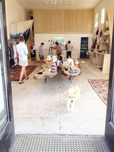 GENERAL STore   Venice, California  Specialty: Carefully curated goods from local artists and craftspeople