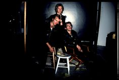 """The Police (1981) - for """"Rolling Stone Magazine"""" Quelle: klauslucka.com"""