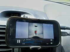 Use a binder clip to make a car stand for your phone if you are using it as GPS.   29 Simple Road Trip Hacks You Need To Know