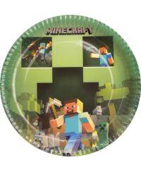 Minecraft Tabak (8 Adet)