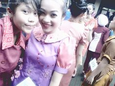 with dinda