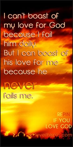 GOD'S LOVE Pictures, Photos, and Images for Facebook, Tumblr, Pinterest, and Twitter
