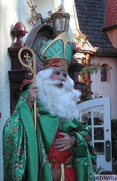St Nicholas - Germany #Epot #Disney #Christmas