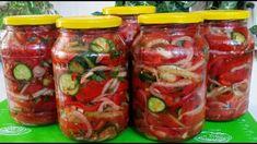 Salty Foods, Home Canning, Russian Recipes, Preserving Food, Jamie Oliver, Finger Foods, Preserves, Pickles, Cucumber