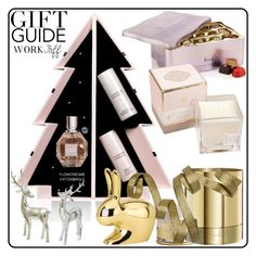"""Gift guide:Work BFF"" by evachasioti ❤ liked on Polyvore featuring Viktor & Rolf, maurices, Cocolux, Harrods, Ghidini 1961 and Lollia"
