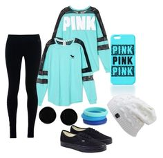 """Untitled #43"" by awesthoff0513 on Polyvore featuring Victoria's Secret, NIKE, Vans, Chewbeads and AeraVida"