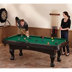 Kansas Billiard Table   The Fat Cat Ft. Kansas Billiard Table Makes A  Sophisticated Addition To Any Game Room. This Piece Features Cariole Legs  With Eagle ...