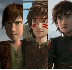 You keep leaving out dragons race to the edge hiccup