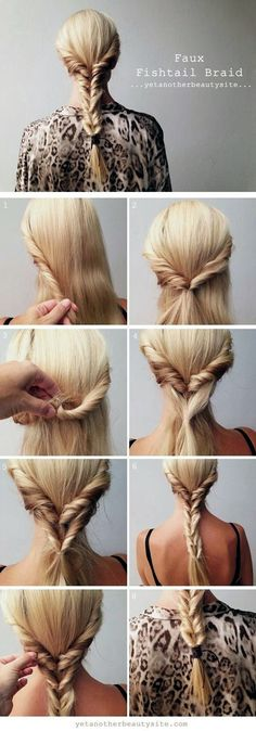 quick-hairstyle-tutorials-for-office-women-11