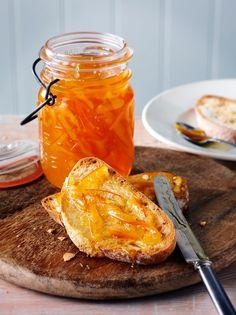 Classic Orange Marmalade: Great For Toast – Claire Justine – Hapur Şupur Seville Orange Marmalade, Orange Marmalade Recipe, Healthy Eating Tips, Healthy Nutrition, Great British Food, Vegetable Drinks, Afternoon Tea, Great Recipes, Toast