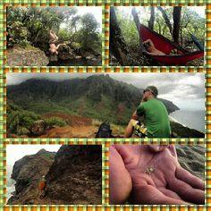 Hard work but very worth it #kalalautrail #kalalau #kauai #hero3 |  via @a_mcg123