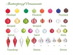 SHATTERPROOF CHRISTMAS ORNAMENTS!  ☃️  Colorful Display Ornaments in shatterproof plastic  For Visual Display & Events Retailers, Hotels, Restaurants, Casinos, Cruise Ships, TV Shows, Movies,  Special Events, Corporations, Commercial Spaces. Catalog: https://displayit-info.com/catalog.html?utm_content=bufferbe85e&utm_medium=social&utm_source=pinterest.com&utm_campaign=buffer