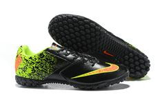cheap for discount cf816 f570a Cheap Nike Soccer Cleats x Cheap Nike Hypervenom PHADE II TF 2018 Word Cup  Mens Football Shoes Black Grass Green Orange