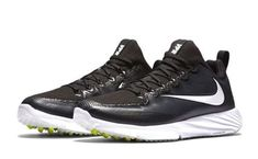 213ec0ab4b NIKE VAPOR SPEED TURF Mens 12 Black White 848334 010 NEW #Nike #Athletic