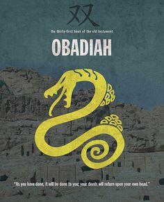 Old Testament Obadiah