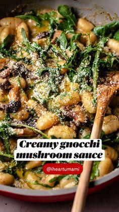 Best Asparagus Recipe, Asparagus Recipes Oven, Gnocchi Recipes, Baked Asparagus, Chicken And Kale Recipes, Veggie Pasta Recipes, Whole Food Recipes, Dinner Recipes, Cooking Recipes