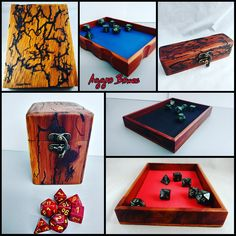 Aggro Boxes gaming accessories, where elegance meets practical.