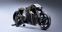 Lotus motorcycle is ready to ride. Lotus has designed as a cruiser type bike. The will be powered by KTM engine tuned specially for Lotus. Concept Motorcycles, Cool Motorcycles, Motorcycle Design, Bike Design, Grid Design, Steampunk Motorcycle, Sportster Motorcycle, Motorcycle License, Motorcycle Jackets