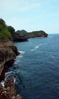 Sempu Island, Indonesian