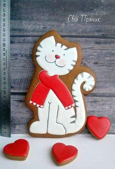 Rose Cookies, Cat Cookies, Fancy Cookies, Christmas Cats, Handmade Christmas, Christmas Cookies, Sugar Animal, Camping Cookies, Filled Cookies