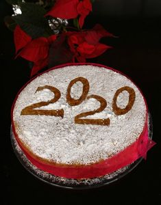 Greek Christmas, Christmas Breakfast, Christmas Sweets, Christmas Baking, Christmas Cookies, Vasilopita Cake, Greek Cake, New Year's Cake, Greek Desserts