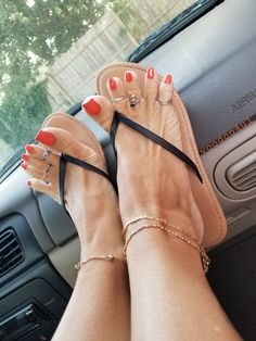 Image may contain: one or more people and shoes Black Strappy High Heels, Sexy Legs And Heels, Stiletto Heels, Cute Toes, Pretty Toes, Sexy Sandals, Bare Foot Sandals, Feet Soles, Women's Feet