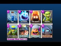 Fastest Deck In Clash Royale - Part 2