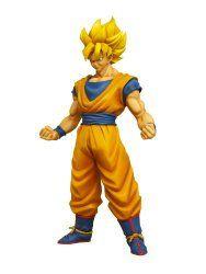 Super Saiyan Goku (1/4 Scale PVC Figure)