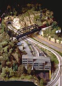 Gateway Central Project Model Railroads -  Successful Train Show Small Model Railroad Layouts for public display