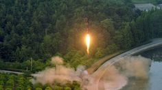 """Pyongyang fires ballistic missile from region bordering China – South Korean military https://tmbw.news/pyongyang-fires-ballistic-missile-from-region-bordering-china-south-korean-military  Published time: 4 Jul, 2017 01:17Edited time: 4 Jul, 2017 01:43North Korea conducted another ballistic missile test Tuesday morning, South Korea's Joint Chiefs of Staff has said. The projectile, described by the South as an """"unidentified ballistic missile,"""" was launched towards the Sea of Japan.""""North…"""