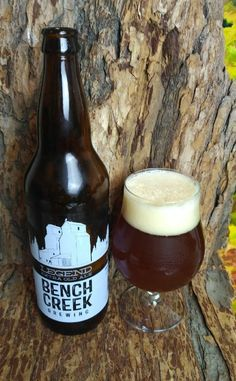"""From Bench Creek Brewing in Yellowhead Country Alberta comes their """"Legend Extra Old Ale"""". For the full review click on the link below.   https://wp.me/p2vssO-eGe"""