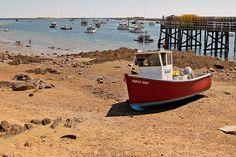 Cape Porpoise, Maine   A Quiet Coastal Village