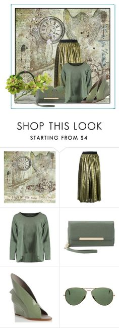 """""X"" is for Xanadu"" by eco-art ❤ liked on Polyvore featuring Muveil, Boohoo, Charlotte Russe, Abcense and Ray-Ban"