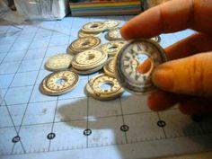 Altered clock embellishments