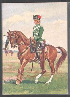 German 12th 1st Saxon Train Battalion Rittmeister