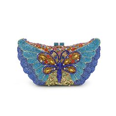 77.21$  Buy now - http://ali59y.worldwells.pw/go.php?t=32779023292 - 2016 New Arrival Limited Flap Satin European Luxury Hollow Diamond Supply Hand Yanbao High-grade Evening Bag On Behalf Of Ms.
