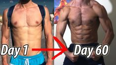 200 Push Ups A Day For 60 Days Challenge Better Than Expected Results 60 Day Challenge Transformation Body Workout Calendar