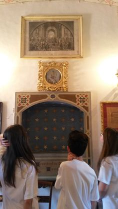 sala interna del Seminario Tridentino di #Oristano #maperti15 #seminariooristano