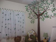 Quarto Infantil Floresta - Cor&Ramo Ateliê