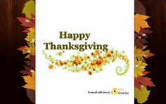 Happy Thanksgiving, Happy Thanksgiving Day