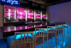 Aloft Cancun - W XYZ(SM) bar