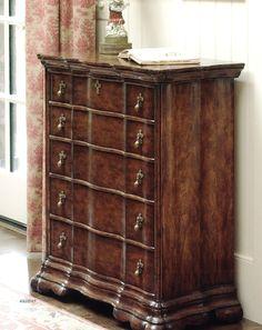 Superior Jonathan Charles Fine Furniture Walnut Chest Of Drawers