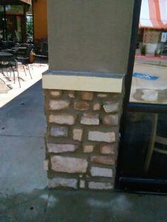 Little repair job I did for Palio's Pizza in Denton, Texas