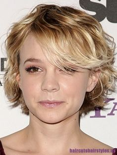 hair cuts for medium to short curly hair - Google Search