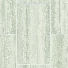 Tarkett Grande 12 Ft Wide Sheet Vinyl at Menards Basement Craft Rooms, Basement Plans, Basement Bathroom, Master Bathroom, Guest Bathroom Remodel, Bath Remodel, Vinyl Flooring, Kitchen Flooring, Sticky Tile