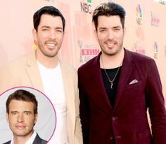 Property Brothers Jonathan, Drew Scott: Scott Foley Is Our No. 1 Fan! - Us Weekly