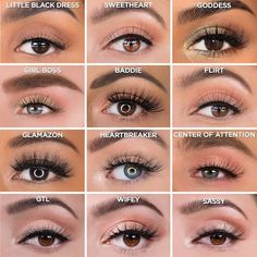 Shop tarte's Tartiest™ Pro Cruelty-Free Lashes at Sephora. A single set of vegan false lashes with a comfort-fit, cotton strip. Simple Eye Makeup, Natural Makeup, Simple Eyeshadow, Natural Hair, Beauty Make-up, Beauty Hacks, Hair Beauty, Eye Makeup Glitter, Pink Eyeliner