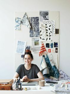 rebecca atwood, textile designer
