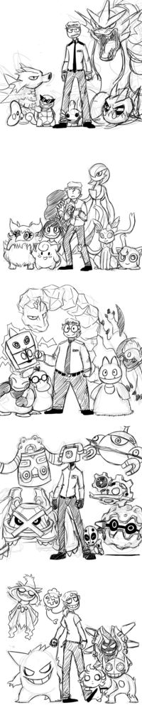 Lol my pokemon could beat every one of your guys  but a rock tripe  I may lose